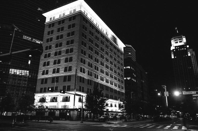 3. Colcord Hotel