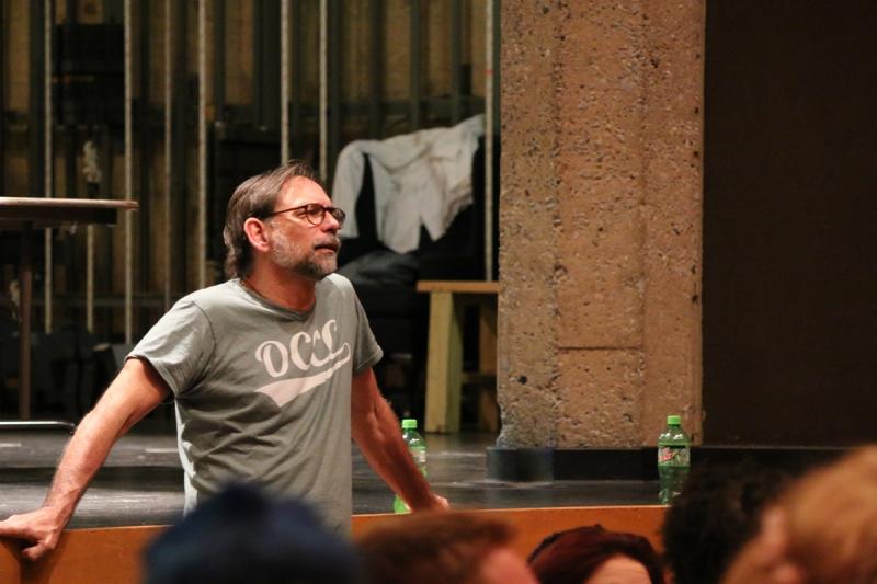 Theater Professor Brent Noel