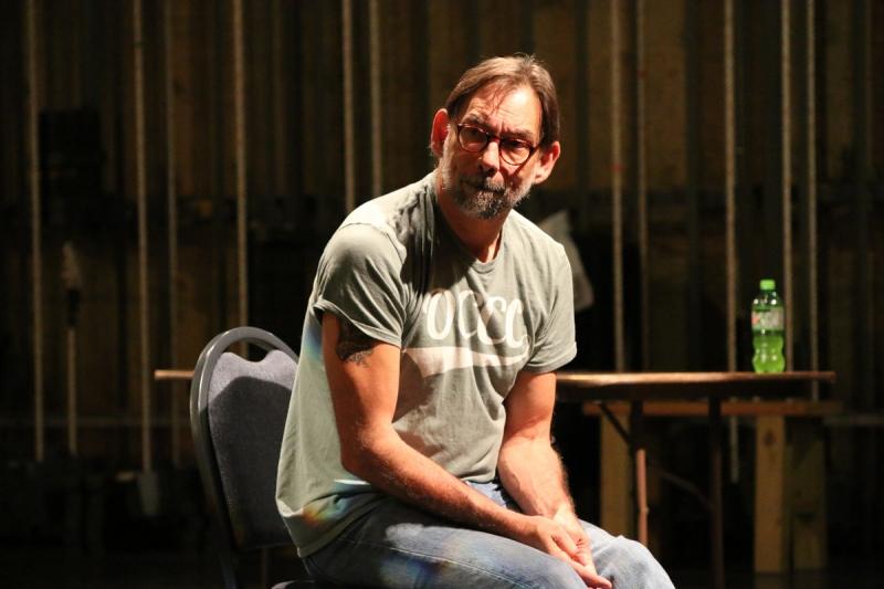 OCCC Theater Professor Brent Noel