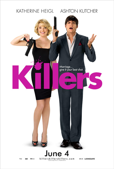 Suspense and laughter lift 'Killers'