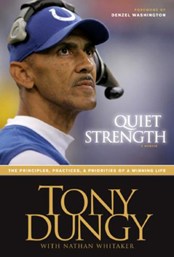 Former NFL coach's success story an uplifting read