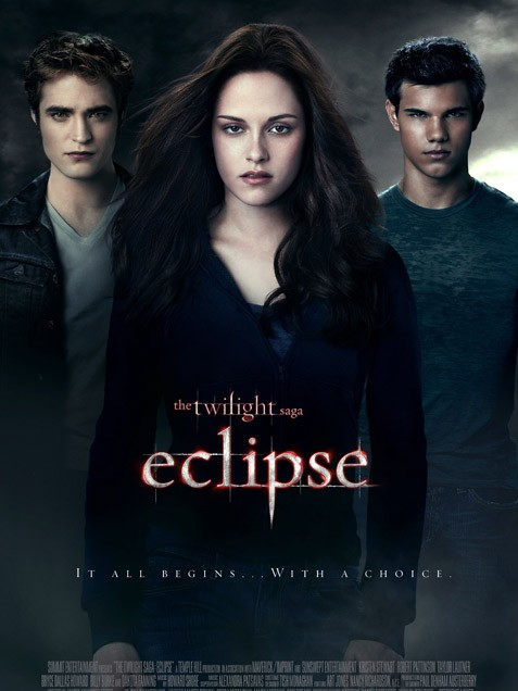 He said: Better acting makes 'Eclipse' best 'Twilight' film so far