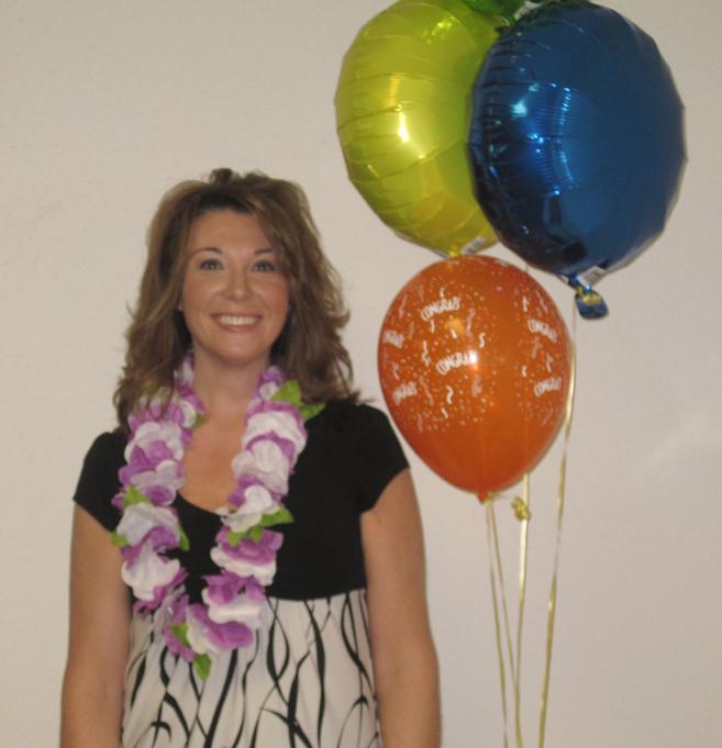 Communications Lab says aloha to director