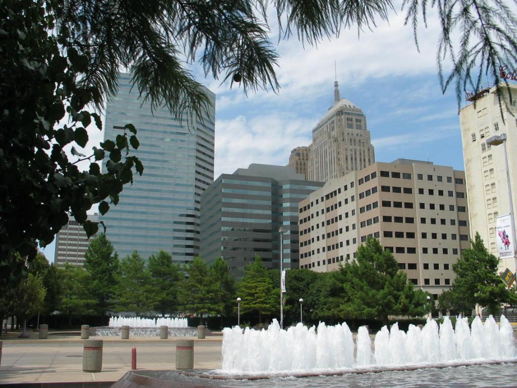 Is urban sprawl ruining Oklahoma City?