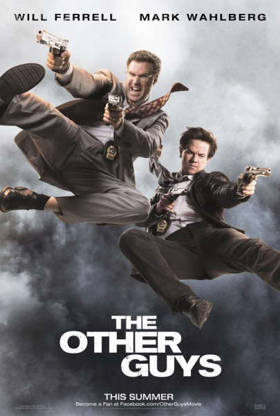 'The Other Guys' promises, delivers action and adventure