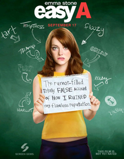 'Easy A' only receives a C rating