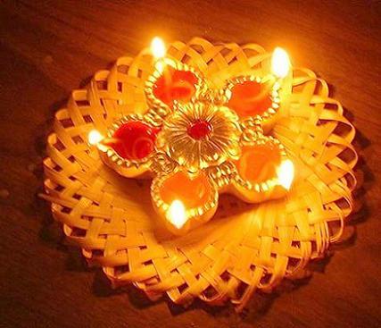 Hindu students prepare to celebrate Diwali