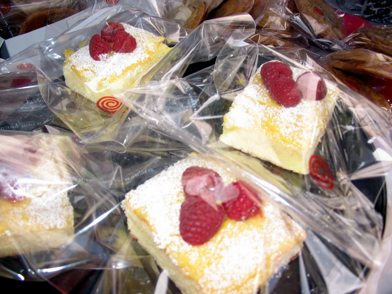 Division hosts bake sale for new scholarship