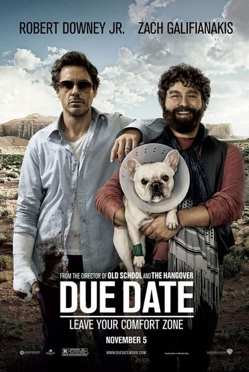 'Due Date' delivers