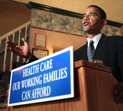 College democrats discuss health care reform