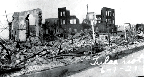 Tulsa race riots are unfortunate part of state history
