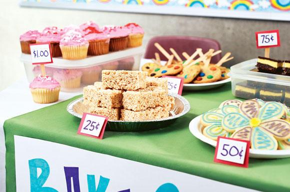 Annual scholarship bake sale tomorrow