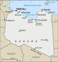Libyan unrest creates financial problems