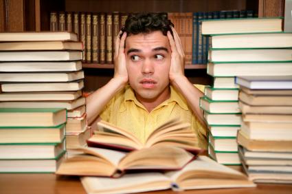 English prof helps 'pop' student stress