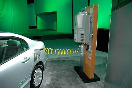 Auto tech program has two CNG vehicles