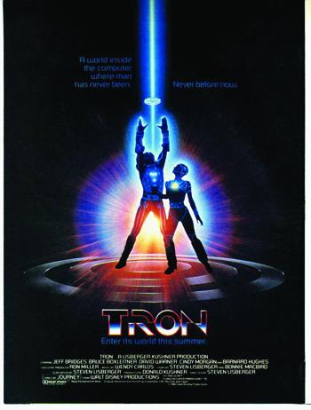 Original 'Tron' revolutionary for its time