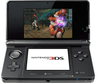 3DS soars, 'Street Fighter' sinks