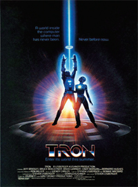 First 'TRON' revolutionary for its time