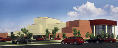 VPAC construction to cost more than planned