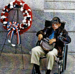 Oklahoma veteran honored in Washington
