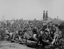 Civil War brought about many U.S. firsts