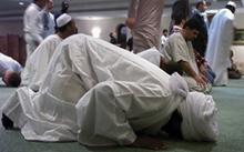 Muslim holiday teaches followers self control