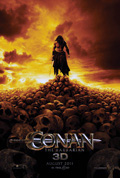 Sex and alcohol fuel barbaric 'Conan'