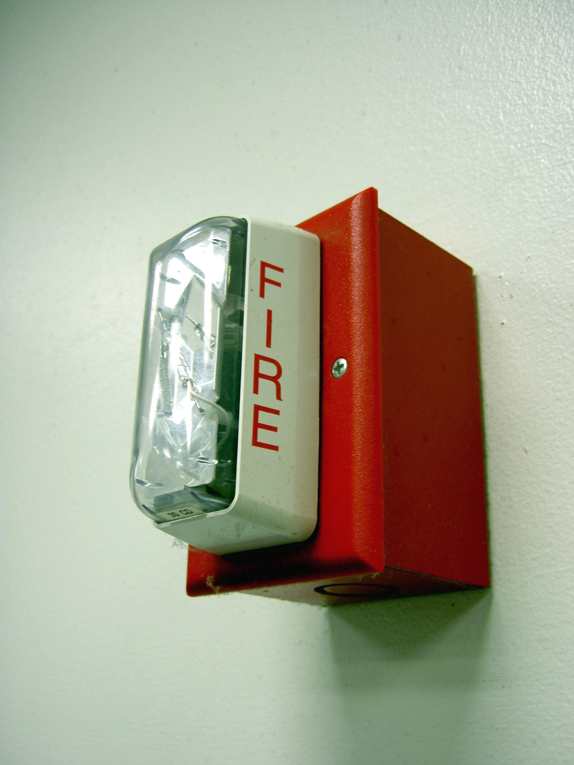 Science lab malfunction leads to fire alarm