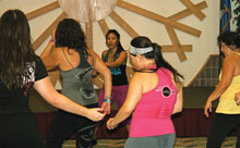Zumba classes affordable and fun