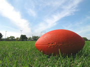 Flag football league slow to form
