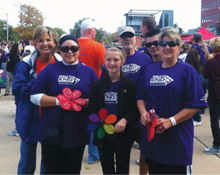 OCCC walkers raise nearly $1,000 for Alzheimer's