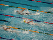 Swim Invitational attracts local high schools