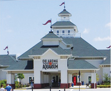Oklahoma Aquarium not worth the drive to Jenks
