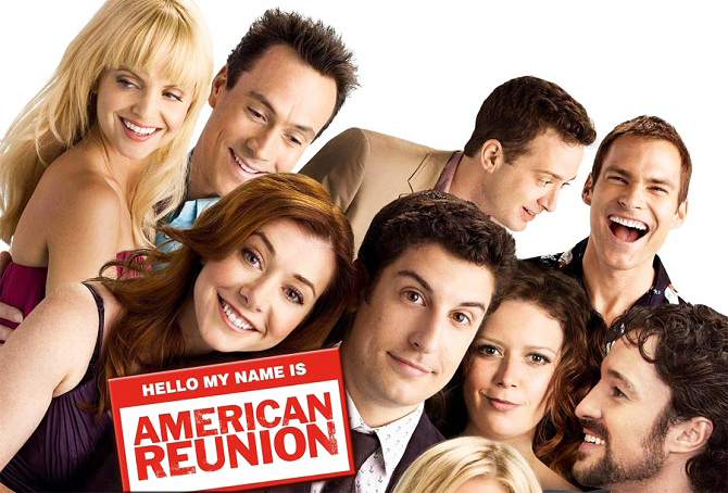'American Reunion' aptly named