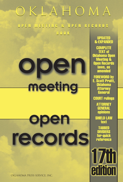 Students agree on open records issues
