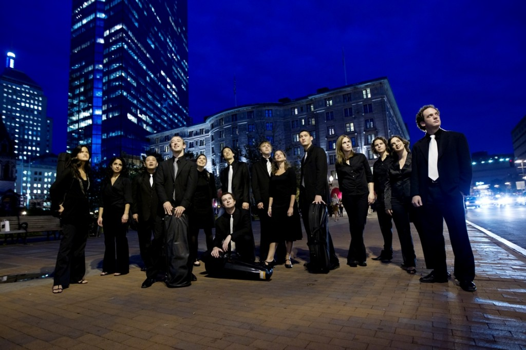 Ensemble to perform chamber music