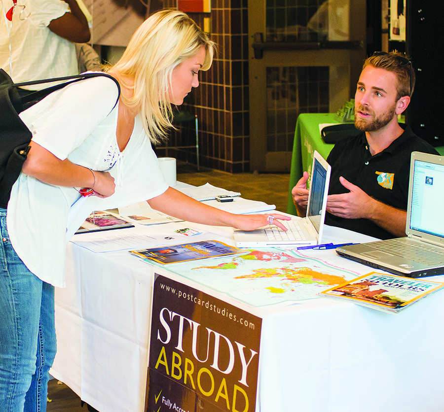 Organization fair to be held on campus