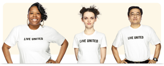 United Way events this week