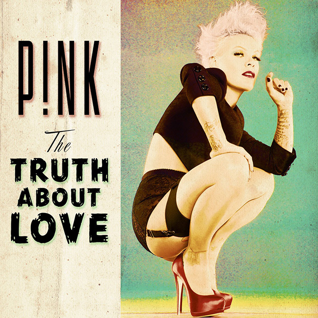 It's time for P!nk to grow up musically