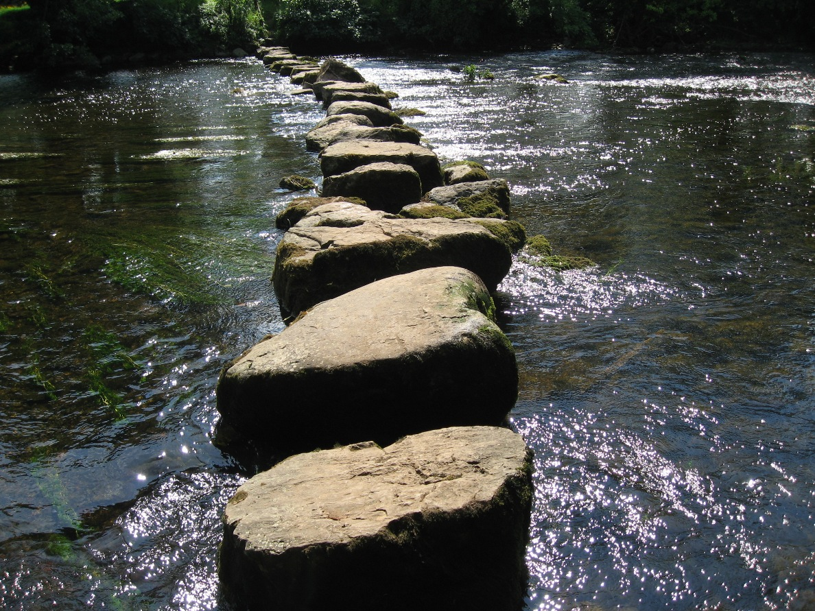 Failures are stepping stones