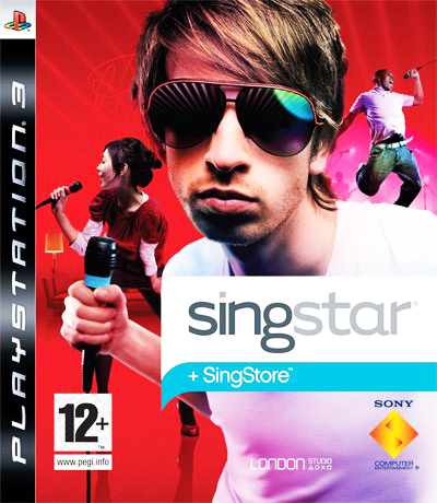 Singstar good for getting the party started
