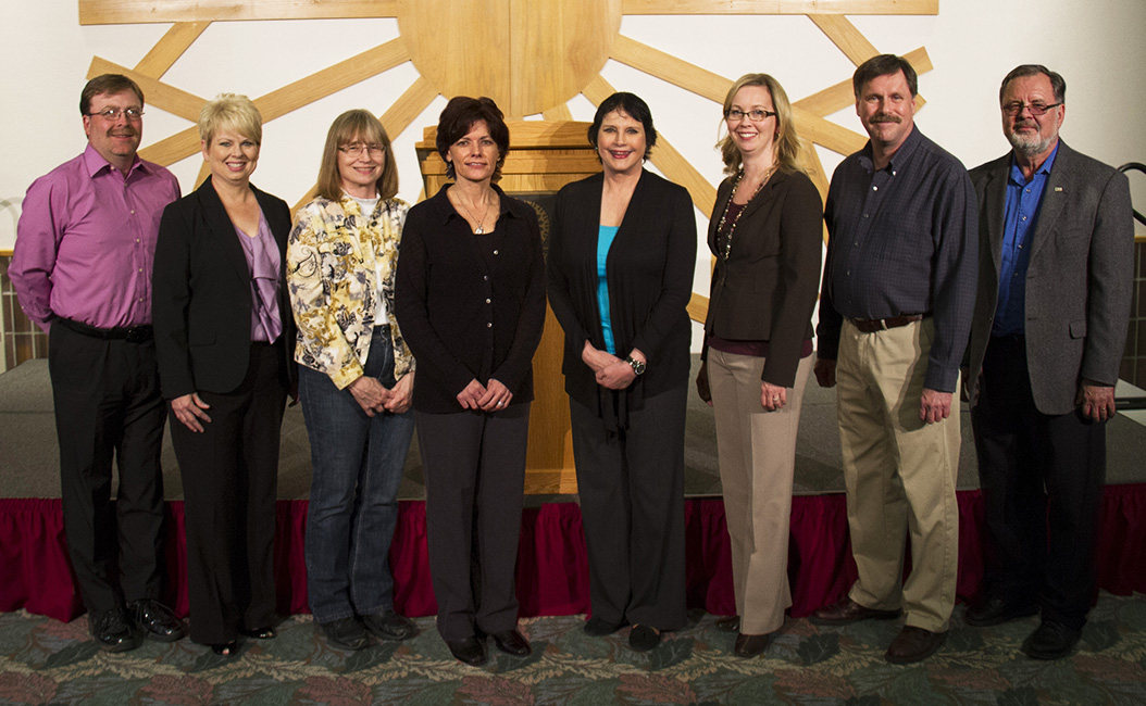 Professors chosen for teaching excellence