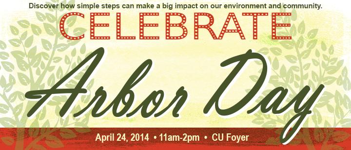 Arbor Day celebration planned for April 24