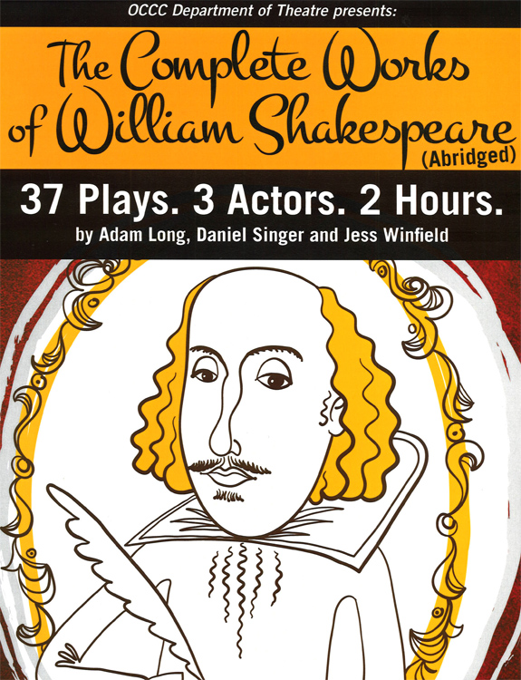 Thespians take on 37 Shakespeare works in play