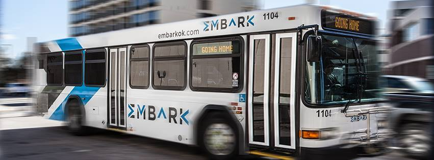 EMBARK improves bus transit system