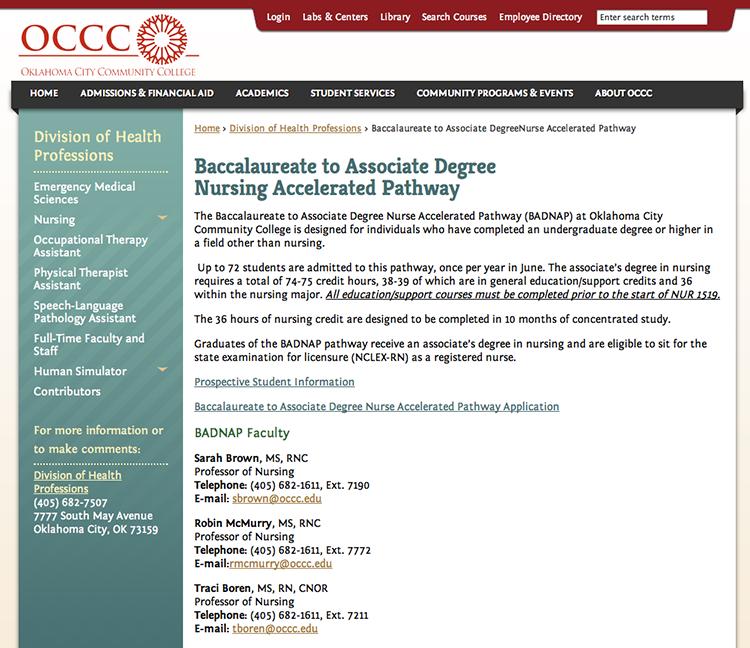 Nursing booster scholarship offered