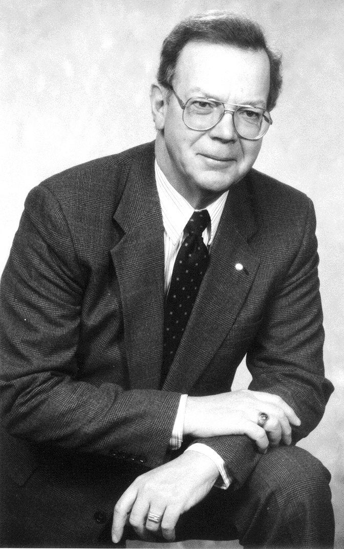Former college president Dale Gibson left legacy