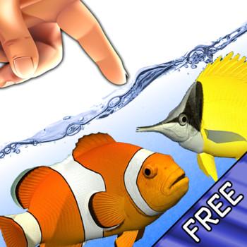 Virtual fish tank better than real thing