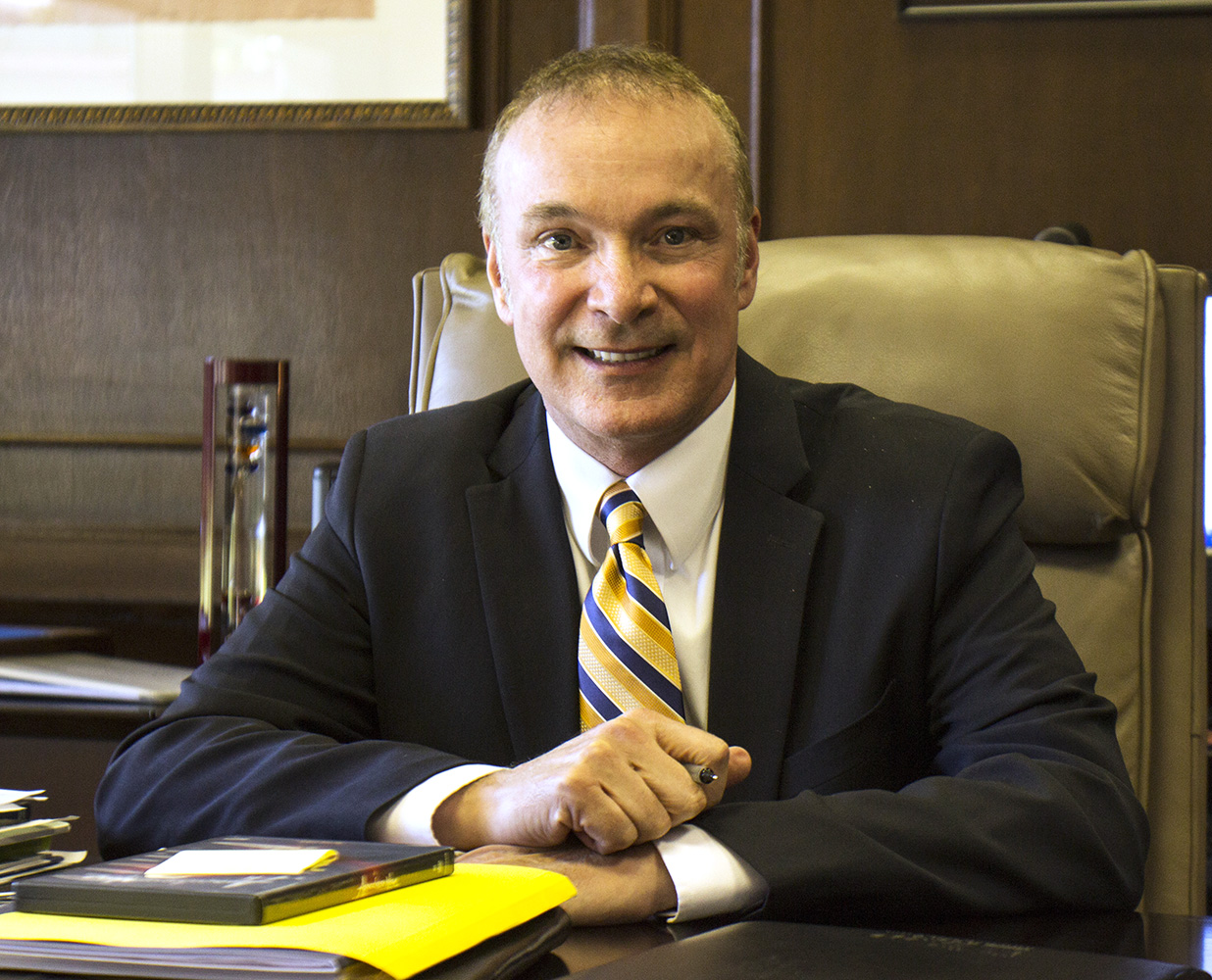 OCCC president announces plans to retire in July 2015
