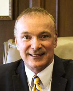 OCCC President Paul Sechrist